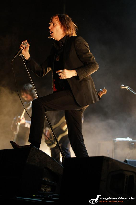Refused Live in Stuttgart