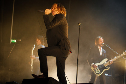 Klassiker - Fotos: Refused als Vorgruppe von Rise Against live in Stuttgart