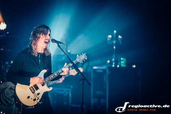 Jubilare - Fotos: Opeth live im Capitol in Offenbach