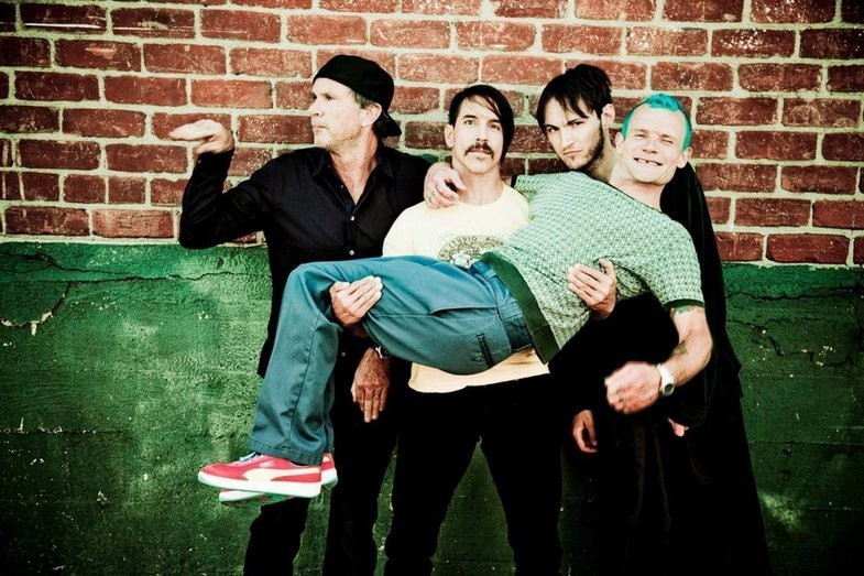 Red Hot Chili Peppers (2015)